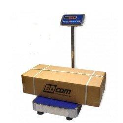 Báscula digital industrial de 300Kg y 150 Kg.