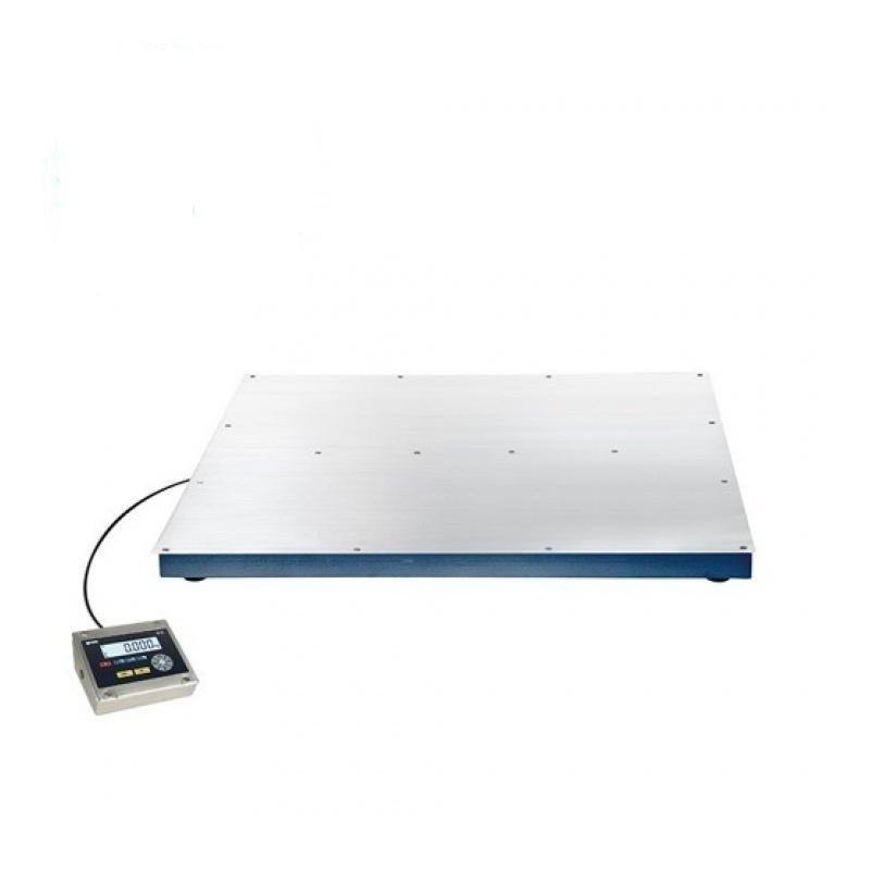 balanza industrial de suelo en acero inox 304