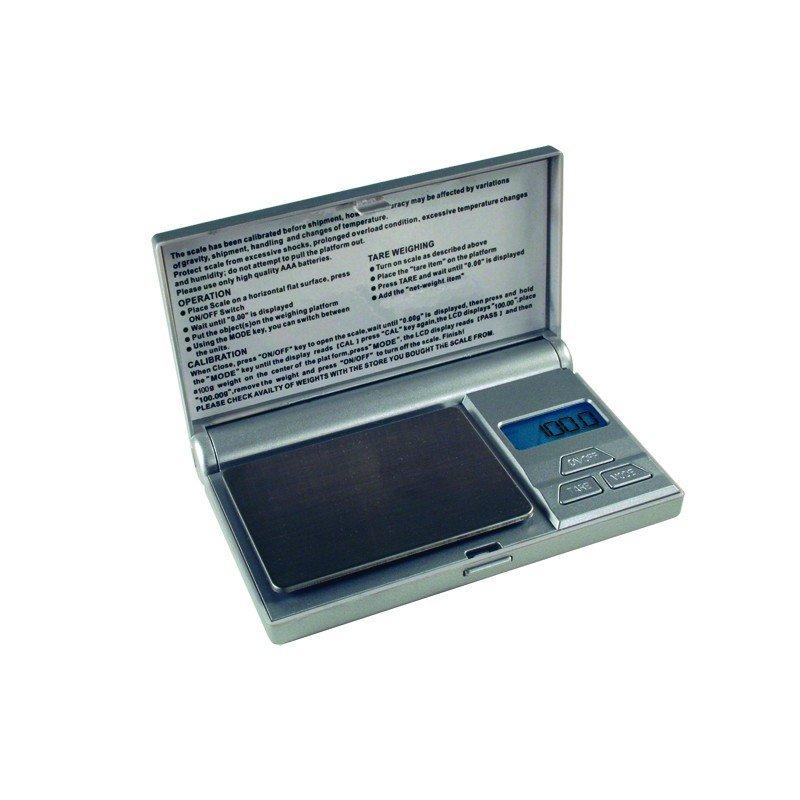 Balanza Portatil Precision LCS-100