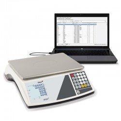 Conectividad con TPV y PC para la gestión de PLU