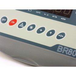 Teclado Visor BR80 Báscula FOB