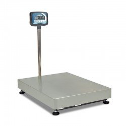Bascula plataforma industrial hasta 150Kg