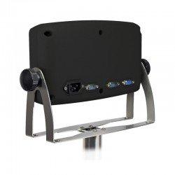 Detalle trasero puertos visor GI400