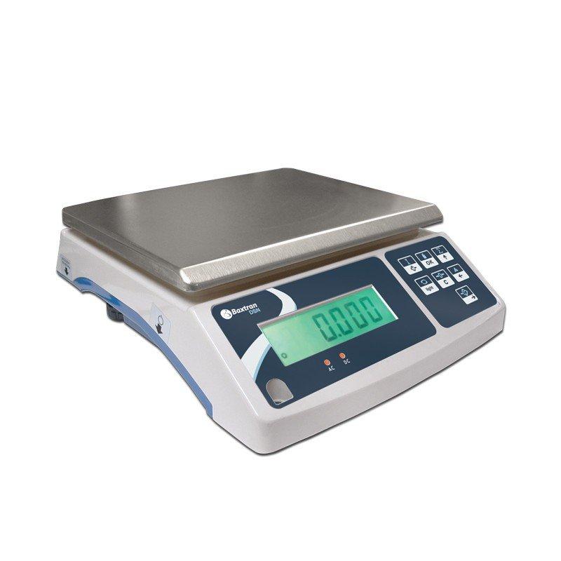Balanza industrial de mesa digital con batería DSN-15