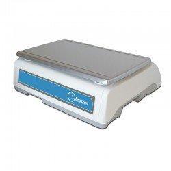 Parte trasera balanza con impresora integrada Baxtran RAD