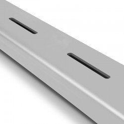 Detalle barras para montaje de jaula o plancha