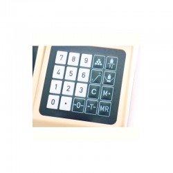 teclado de la balanza cuenta piezas DSC