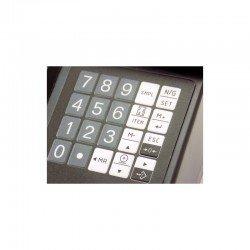 teclado con multi funciones balanza cuentapiezas Gram RK