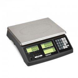 Cuentapiezas digital precisión Gram RK