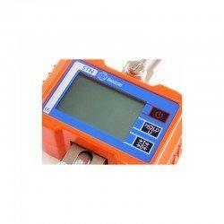 Pantalla LCD visor peso gancho pesador