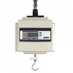 Detalle Display Balanza Comercial Gram DSH