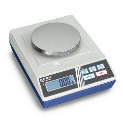 Plato circular de balanza alta precisión Kern 440