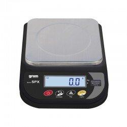 Botonera de la balanza precisión Gram SPX