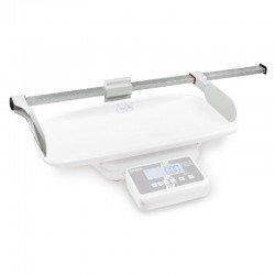 tallímetro de la balanza pesa bebes Kern MBC