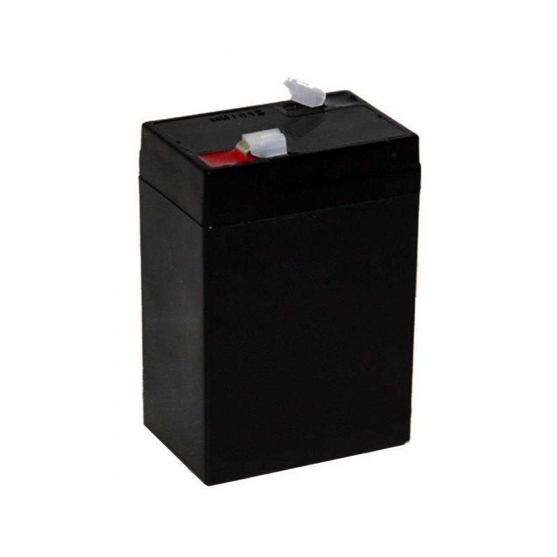 Batería Báscula Baxtran para visores o indicadores BR80