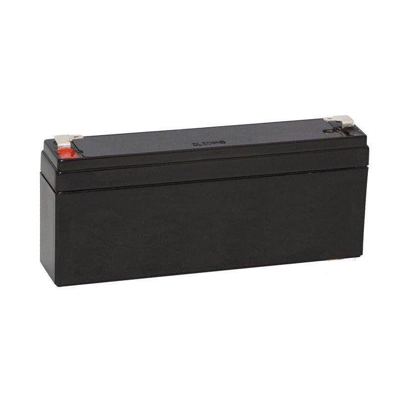 Batería de plomo para visores e indicadores Gram K3