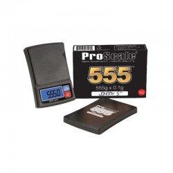 Balanza de precisión de bolsillo 555