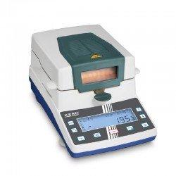 Determinador de Humedad Kern DAB perfecta para pruebas rápidas recurrentes