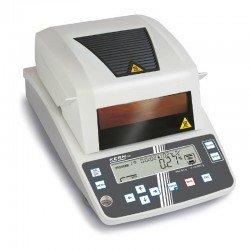 Determinador de Humedad Kern DBS con sistema de pesaje Single-Cell