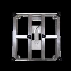 plataforma BMM V3 totalmente en acero inox