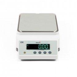 Frontal balanza de precisión gram  EK con display LED verde