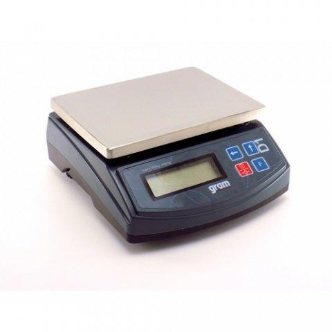 Balanza electrónica industrial Gram D-1 1kg