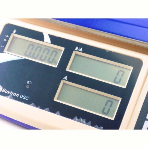 Balanza Precisión contadora Piezas Baxtran DSC3