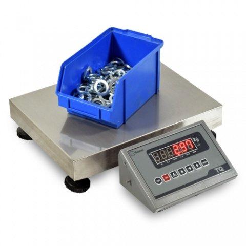 Báscula industrial acero Baxtran TQ150M (50x40 cm)