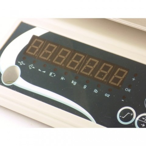 Balanza solo peso Baxtran Led PD6