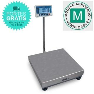 Báscula Certificada CE Baxtran mod. MR