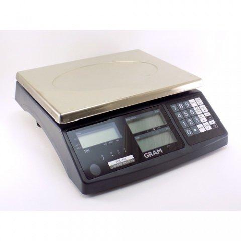Balanza cuentapiezas Gram serie RK 3 kg