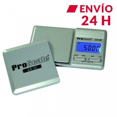 Balanza portatil de precision LC-50