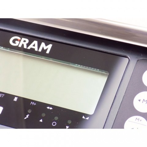 Balanza Industrial Gram Mod. RZ15