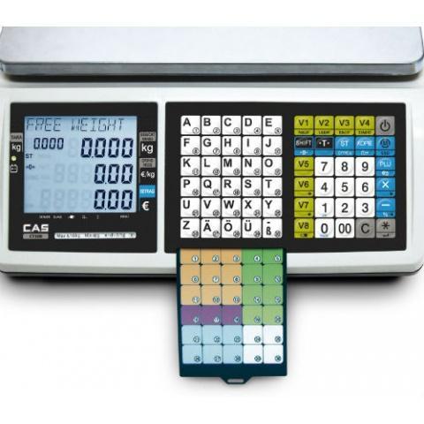 Balanza comercial Baxtran CT-100P