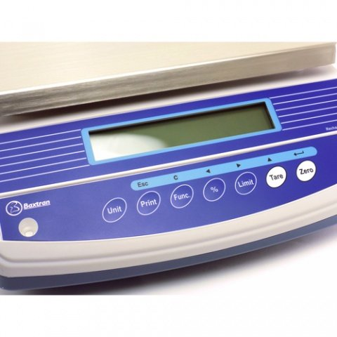 Balanza digital electrónica Baxtran BW-30