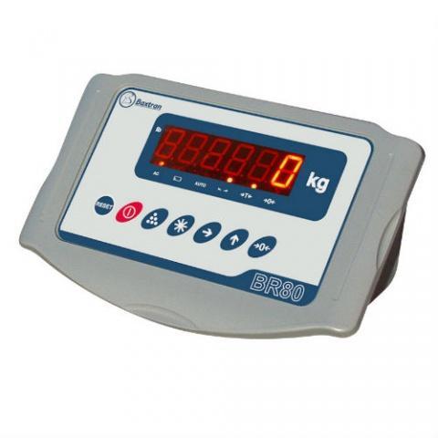 Báscula de Suelo Baxtran IFD de 600 Kg. (protección IP66)