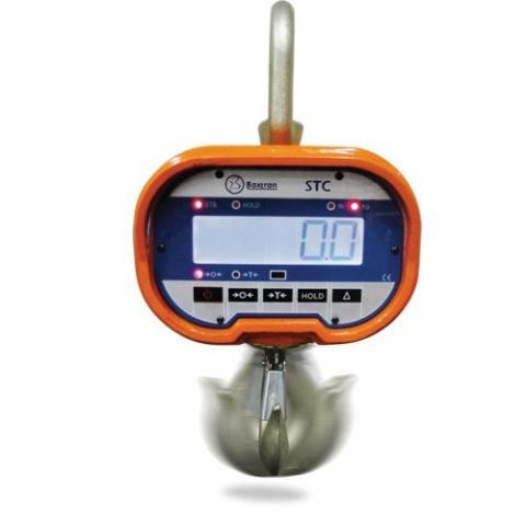 Gancho pesador giro rotativo Baxtran STC de 1T a 5T