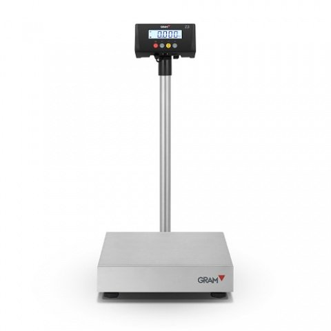 Báscula Plataforma Gram ZMissil F2 150 Kg.