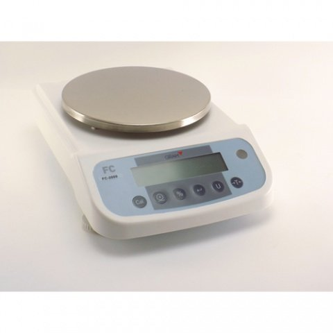 Balanza de laboratorio digital Gram FC-200