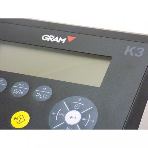 Visor Indicador Gram K3