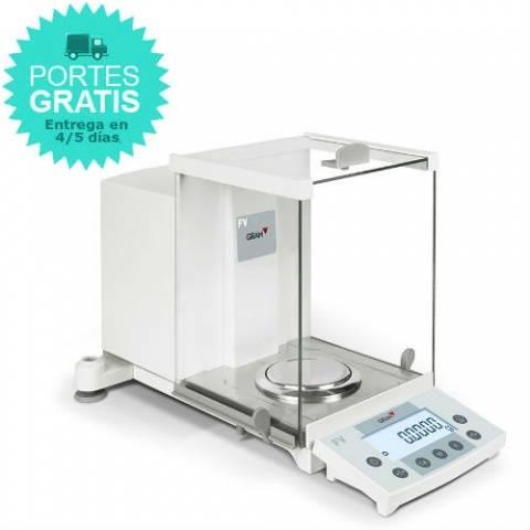 Balanza Analítica de laboratorio Gram FV
