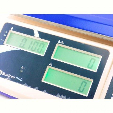 Balanza Cuenta Piezas Baxtran Mod. DSC15