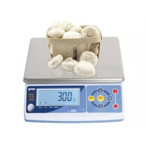 Balanza laboratorio Precisión SBZ 600
